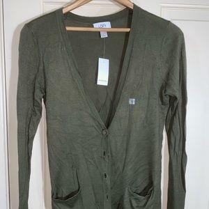 Ann Taylor Loft women's sweater sz L